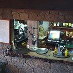El bar donde sirven la naranjada