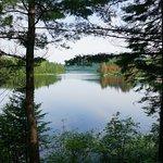 un des 1000 lacs
