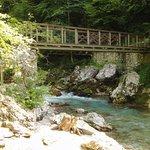 Tolmin Gorge Photo