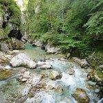 Tolmin Gorge Foto