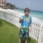 Best Hotel & Staff in Barbados!! Matthew loved it x 🐢🌴🍌🍍🍹