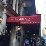 Photo de The Lambs Club