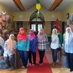 gallery at BaitulWajihah homestay