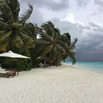 Photo de Vakarufalhi Island Resort