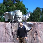 Sibelius Monument, Helsinski, Finlandia