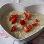 """Hearty"" porridge"