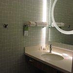 Really cool looking bathroom