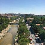 Río Manzanares y Palacio Real