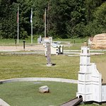 Nice activity with family - mini golf