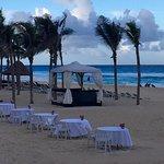 Photo de Beach Palace
