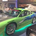 One of the Fast and Furious Cars