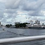 Water Taxi Foto