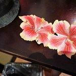 Blüten im Zimmer