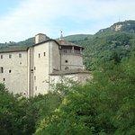 Una veduta della fortezza con Colle San Marco