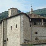 Una veduta della fortezza