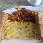 Western Omelet breakfast