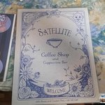 Satellite Coffee Shop Menu