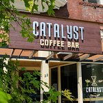 ‪Catalyst Coffee Bar‬