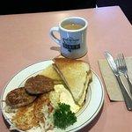 Just a classic breakfast!