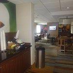 Comedor y area de café
