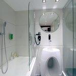 Suite Duplex shower cabin