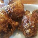 Excellent broasted chicken