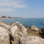 Foto di Larvotto Beach