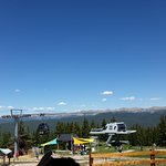 Top of aspen mountain...the view.