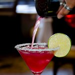 The Notorious Prickly Pear Margarita!