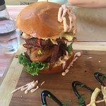 Φωτογραφία: The Square Steak & Burger Bar