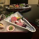Fourth course of a Kaiseki tasting menu