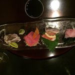Fifth course of a Kaiseki tasting menu