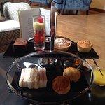 Afternoon tea on 27/07/16