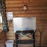 Photo de Camper Cabins at Hermit Park Open Space