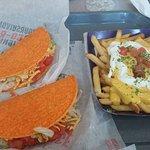 Doritos Los Tacos and Fries Supreme