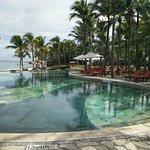 la piscine du Nirvana