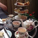 Photo de The Moat Tea Rooms