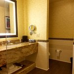 Grand Tower bath vanity