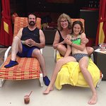 My family loved the pool and cabana!