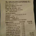 Photo of El Ginjoler a l'Hort del Rector