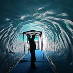 Grotte de Glace Foto