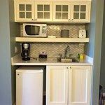 Kitchenette area - Deluxe Studio