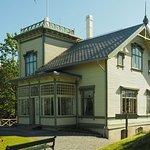 Edvard-Grieg-Museum Troldhaugen Foto