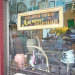 Antique Shop in Manitou Springs