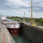 The Welland Canal Resmi