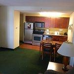 Residence Inn - Kitchen Area