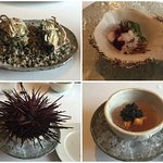 Starters, Uni , Oyster