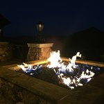 fire pits on arrival