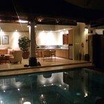 Foto de Disini Luxury Spa Villas