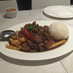 Traditional Peruvian delight!!